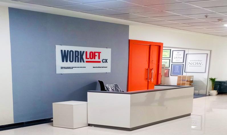 Workloft_belapur_reception