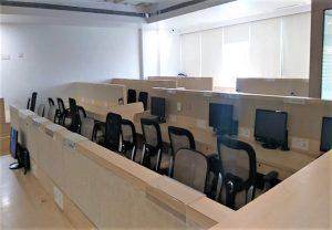 Workloft Vikhroli Flexi Seats