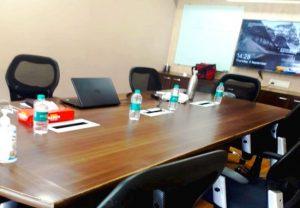 Vikhroli Workloft meeting room